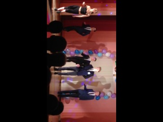 Танец Мистер Х))