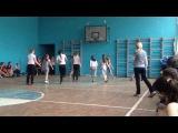 Девочки ЗОШ№4 vs Костогрызово (1 часть)