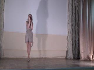 День первокурсника -2012. Виктория милютина. Песня