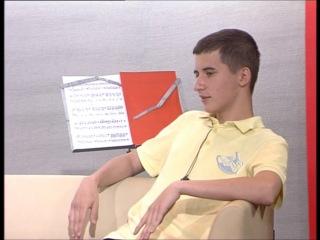 Жека 525 и Влад Гранат в передаче