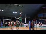 Разминка. Волейбол. Белогорье (Белгород) - Локомотив (Новосибирск)