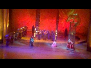 Мариинский Театр .Опера.Снегурочка)ели высидела)))11.03.13.(4 часа)