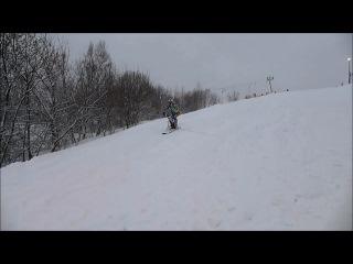 Первый FAIL на сноускуте