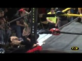 CZW Cage of Death XV: Christina Von Eerie vs. Kimber Lee (w/Alexander James)