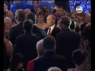 Новогоднее поздравление Президента РФ В.Путина (2014) DVB by Alexey724