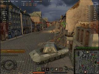 Немцы в городе (Руський сздафайся) Е-100
