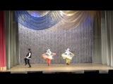 Отчетный концерт 16.05.2013 г. Татарский танец.