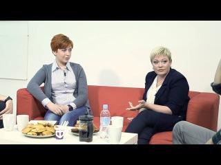 Марина Ковтун в гостях у