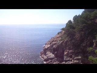 Испания. Тосса дэ мар. скалы