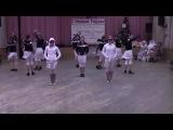 Танец инопланетян.