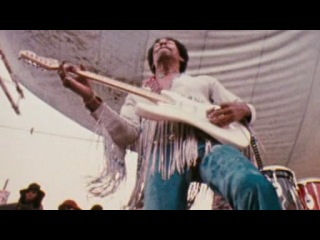 Jimi Hendrix - Voodoo Child (Woodstock 1969)