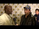 Comic-Con 2013 – Djimon Hounsou Benicio Del Toro on Guardians