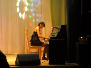 фортепиано. Ю.Весняк