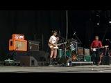 PJ Harvey - Dress (Live V Festival 2003)