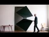 Новый концепт двери от австрийского дизайнера.