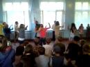 ДОЛ Юность 2 смена танец вожатых 2013 г.