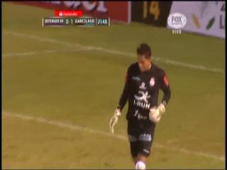 Либертадорес 2014 Дефенсор Реал Гарсиласо 1 тайм