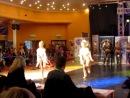 World Disco Dance Championships 2012 (Mikolajki) - Диско дуэты взрослые - Denise Pedersen Sarah Devanti (Denmark)