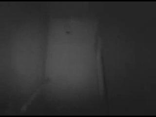 Призрак на лестнице.