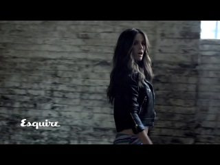Kate Beckinsale shot for Esquire HD