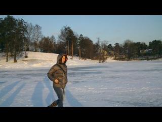 Озеро. Испип 2012. Зима