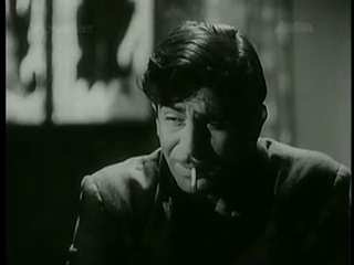 Влюблённая душа (Неблагодарность) / Bewafa 1952 .четвертая часть. В ролях: Радж Капур, Наргис, Ашок Кумар, Нилам, Сиддикуи