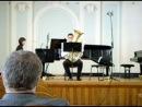 Токката для тубы соло - композитор Ж.Джексембекова, исполнитель М.И.Шварцфишер (Германия)