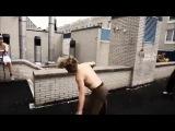 Невероятно крутые трюки от лучших паркурщиков в мире!