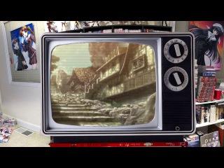 Колесо оборзения #1 - Фаллометрическая атака - Аниме обзор