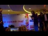 Выступление сборной Камызякского края на День Рождении ТРЦ