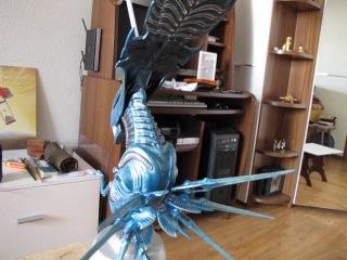 Бюст alien queen