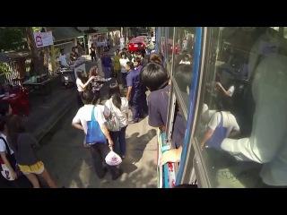 В Таиланде появилась Ведьма. Видеозапись с камеры, которая уже взорвала все телеканалы!