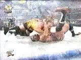WWF SmackDown! 04.10.2001 - Мировой Рестлинг на канале СТС / Всеволод Кузнецов и Александр Новиков