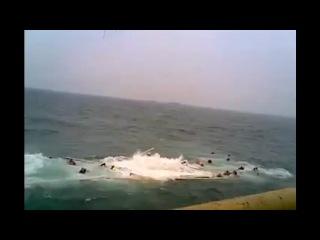 İranın buruğu dənizdə belə batdı