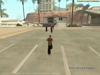 Клип про GTA Паркур