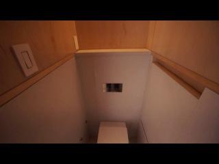 8 комнат - на площади 32 кв. метра