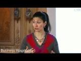 Ресторатор Гаяне Бреиова рассказывает о своих ресторанах в разных странах.