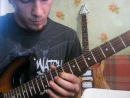 Bullet For My Valentine Suffocating Under Words Of Sorrow cover Roshka Nikolay