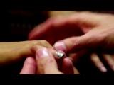 Как правильно клеить стикеры для ногтей