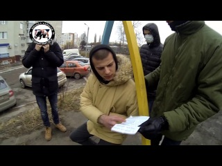 Харьковский филиал проакционировал модника (Модный приговор Украина)