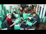 [VIDEO] 140126 EXO-K @ SK Telecom Making Film