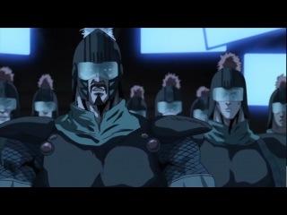 Кулак Северной Звезды / Hokuto no Ken Zero Kenshirou-den - Фильм (2008) (Озвучка)