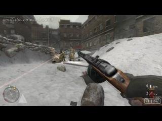 Call of Duty 2 HD Прохождение. Часть 2. Подрывные работы.