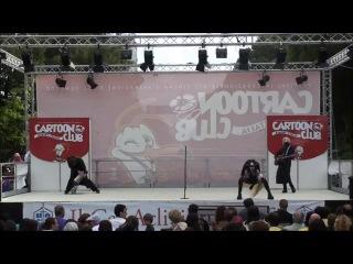 Irresponsible Hate Anthem - Marilyn Manson (Rimini Comix 2012)