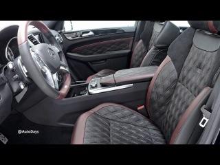 2013 Brabus Mercedes Benz ML 63 AMG B63S 700 Widestar With Interior Design