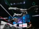 6) Atlantis & La Sombra vs Ephesto & Misterioso Jr. in a #1 contenders CMLL World Tag Team tournament eigthtfinal