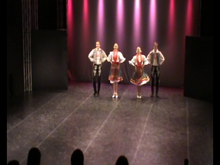 Чардаш. Венгерский танец.