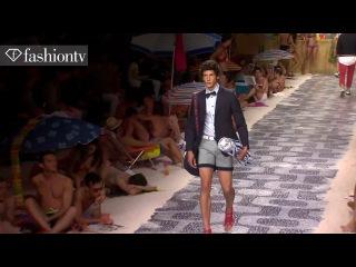 Frankie Morello Men Spring-Summer 2014 - Milan Men's Fashion Week 720 HD