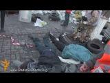 Майдан. Убили Людей. Девушка плачет. (а ты, Олеся, любимая, с кавказом и евреями