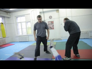 Епифанцев (Репетиция фильма Кремень-2)